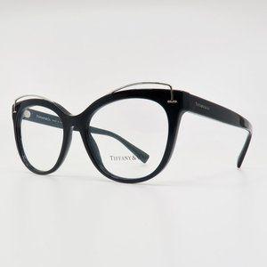 Tiffany & Co. TF 2166 8001 Women's Cat-Eye Black